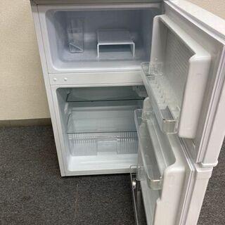 冷蔵庫 IRIS 90L 2020年製 ARS060313 - 台東区