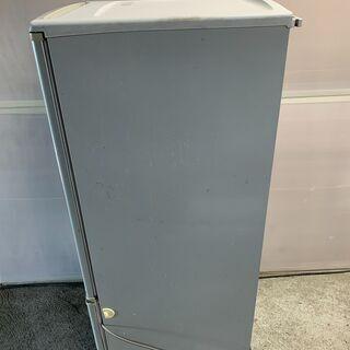 【無料】National 2ドア冷蔵庫 NR-B162J-S 2004年製 無料! 0円!早いもの勝ち 通電確認済み 配送OK − 北海道