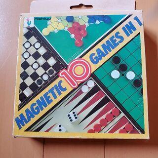 【9月末処分】マグネット式のゲーム