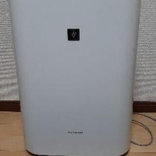 シャープ 加湿空気清浄機