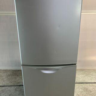 【無料】National 2ドア冷蔵庫 NR-B123J-S 2005年製 無料! 0円!早いもの勝ち 通電確認済み 配送OKの画像