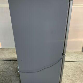 【無料】National 2ドア冷蔵庫 NR-B123J-S 2005年製 無料! 0円!早いもの勝ち 通電確認済み 配送OK − 北海道