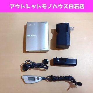 ソニー WALKMAN WM-EX900 ポータブルカセットプレ...