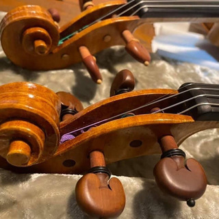 【バイオリン製作教室】