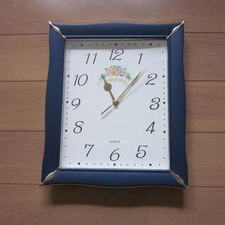 見やすい壁かけ時計