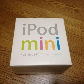 ipod mini (値下げしました)