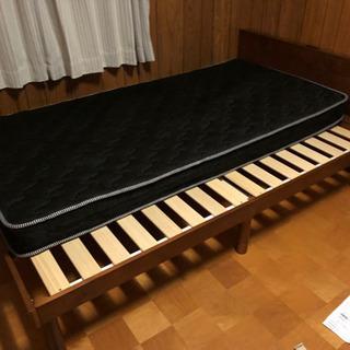 シングルベッド マットレス 美品