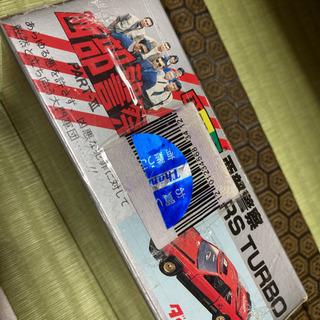 【ネット決済・配送可】西部警察 SKYLINE RS TURBO C6