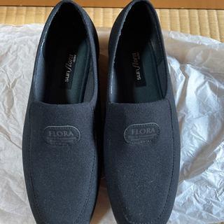 ブラック靴