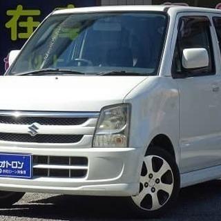 「月々約¥23,000-」スズキ ワゴンR 2WD FX-Sリミテッド