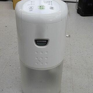 【恵庭】コロナ 除湿器 コンプレッサー式 2015年製中古…