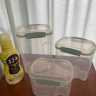 アメリカ製タッパー容器