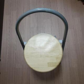 【ネット決済】折り畳み式の椅子