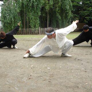 中国武術太極拳八卦掌教室