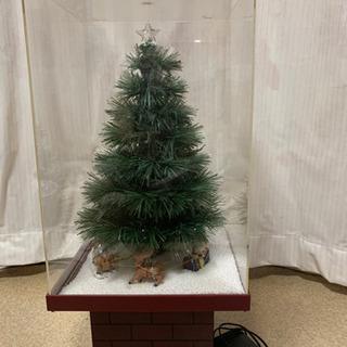 【ネット決済】ケース入りクリスマスツリー