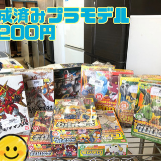 作成済み プラモデル 各200円【C2-720】