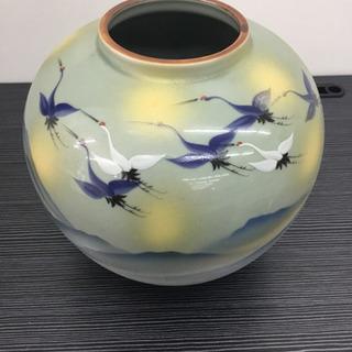 九谷焼 壺