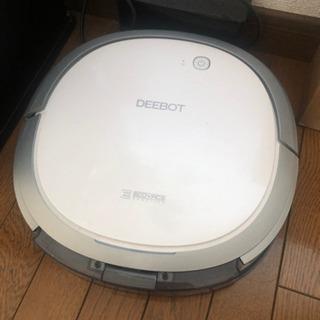 【ネット決済】ロボット掃除機 売ります 水拭き対応 ECOVAC...