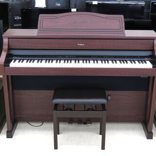 北海道/千歳市 Roland/ローランド 電子ピアノ HP…