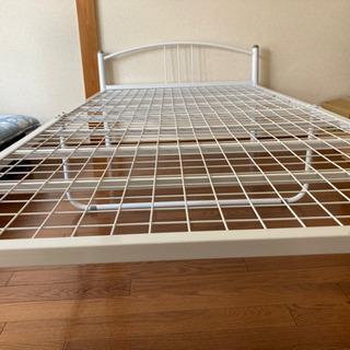 【ネット決済】組み立て式ベッド