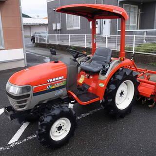 【ネット決済】鳥取 ヤンマー 20馬力 トラクター AF120 ...
