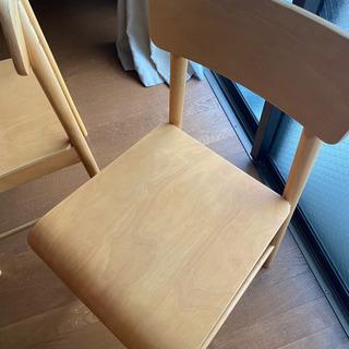 ダイニングテーブル 椅子4脚 【取引予定あり】 - 売ります・あげます