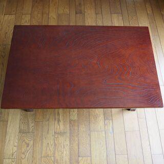 和室にも洋室にもあう座卓