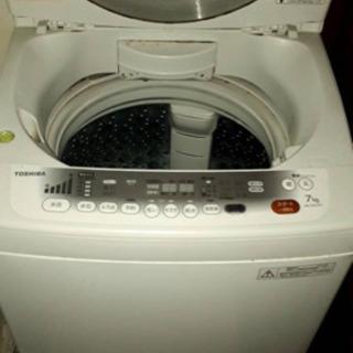 TOSHIBA洗濯機✳︎ジャンク✳︎AW-70DL