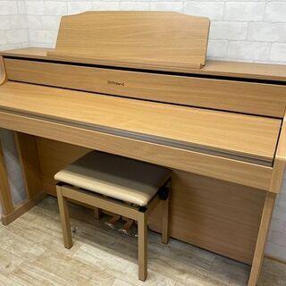 電子ピアノ ローランド HP605‐NBS ※送料無料(一…