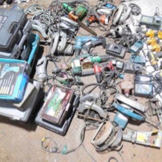 不用な電動工具、発電機、草刈機、エアーコンプレッサー、etc...