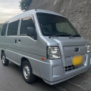平成22年 サンバー バン TV1 シルバー 2WD AT…