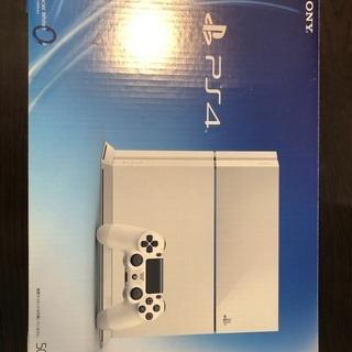 PS4 500GB ホワイト