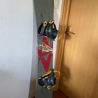 スノボ ボード ビンディング ケース ズボン セットの画像