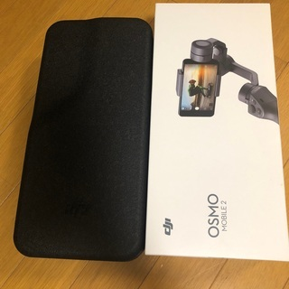 DJI OSMO MOBILE2 美品 GoPro用アダプター付...