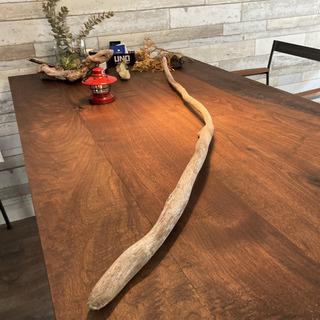 長ーーーい流木…天然物、オブジェ、インテリア、掛物