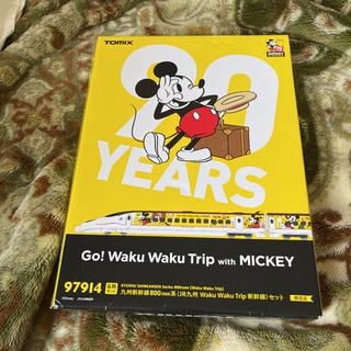 【ネット決済】97914 九州新幹線800系(JR九州Wakuw...