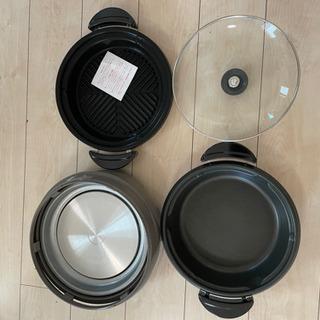 ZOJIRUSHI  EP-DY35  グリル鍋 未使用品