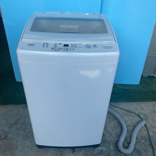 AQUA アクア 全自動洗濯機 7.0kg AQW-BK70G ...