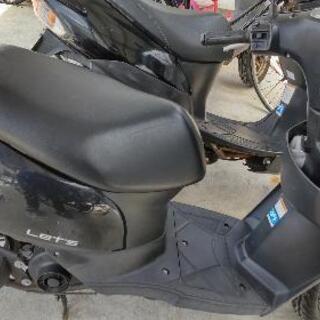YAMAHA50ccバイク