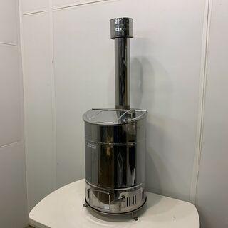 (210721) 家庭用焼却機 ステンレス製 ED-60S ㈱グ...