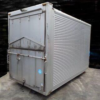 トラックコンテナ 箱 3240x1730x2200 アルミバン ...