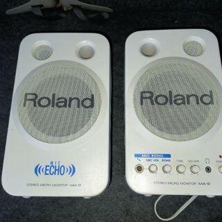 ローランド ROLAND ステレオマイクロモニター MA-…