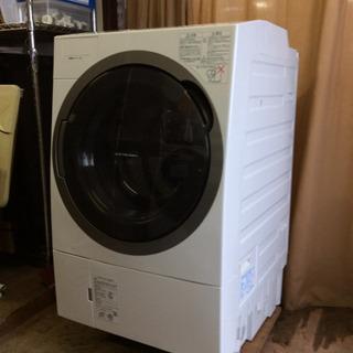 TOSHIBA ウルトラファインバブル洗浄搭載ドラム式洗濯乾燥機...