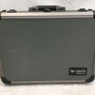 《未使用》工具箱 アタッシュケース ツールボックス シルバー