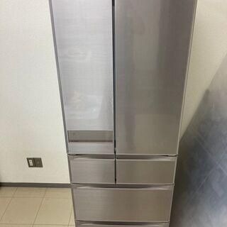 三菱 冷蔵庫 525L 2015年製 XR0717012