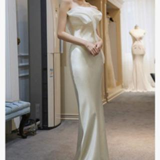 ウエディングドレス マーメイドドレス