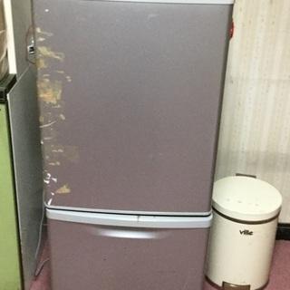 冷蔵庫 小型 パナソニック製