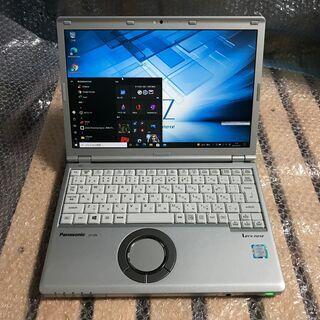 パナソニック LetsNote改22 Core i5 SSD W...