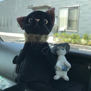大事な人形落としてしまいました − 滋賀県