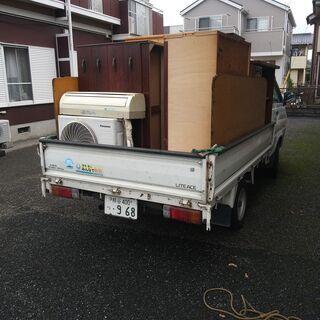 大小型家具家具回収 団地 自宅2階OK  無垢家具 合板家具